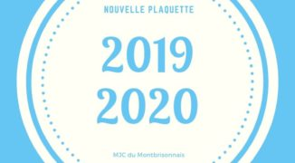 Plaquette 2019-2020