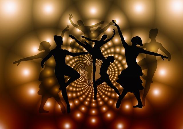 Activités de danses