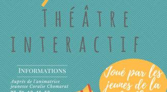 Théâtre interactif ados