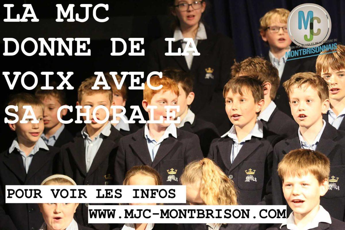 La MJC donne de la voix!!!!