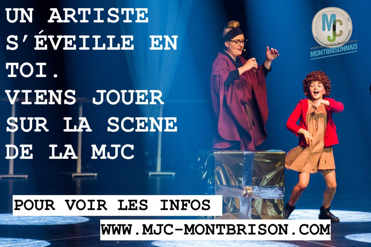 La MJC réveille les artistes!!!